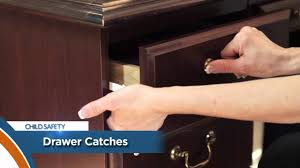 Childproof Cabinet Locks No Screws by Child Safety Tip Drawer Catch 149 Youtube