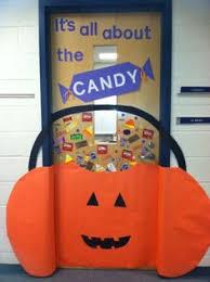 halloween classroom door decorating contest teaching resources