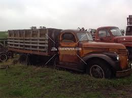 1946 CHEVROLET MASTER Light Duty Trucks - Stake Trucks For Sale At ...