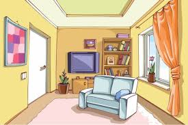 Room Ideas With Clipart