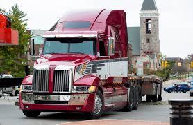 100 North Star Trucking Western Trucks News