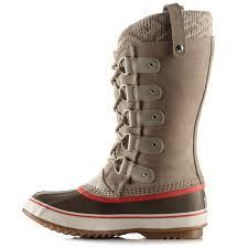 sorel joan of arctic knit boots women u0027s evo