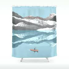 Curved Curtain Rod Kohls by Shower Curtains Maritime Shower Curtain Design Discontinued