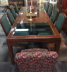 Ethan Allen Dining Room Table by Used Furniture Gallery