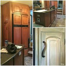 Rv Makeover Kitchen Project By Of Artful Wanderlust Modern Masters Blog Makeovers The