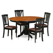 5 Piece Oval Dining Room Sets by Oval Dining Room Sets For Less Overstock Com