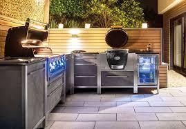 outdoor küchen burnout einmal steak mit stil bitte
