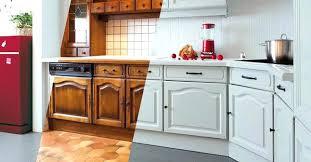 repeindre meuble cuisine laqué repeindre les meubles de sa cuisine argileo