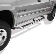 Amazon.com: Westin 25-1680 Signature Series Step Bars - Chrome ... Raptor 5 Black Wheel To Oval Step Bars Rocker Panel Mount Side Steps For Chevy Dodge Ford And Toyota Trucks Truck Hdware 72018 F2f350 Crew Cab With Oem Straight Steelcraft 3 Round Tube Stainless Steel Or Powder Coat Grey Chevrolet Colorado With Out Nerf Topperking Ram Westin Pro Traxx 4 Autoeqca Lund Curved Fast Shipping Premier Ici Multifit Steprails