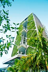 100 Top Contemporary Architects Green Streets How Plantlife Is Inspiring Modern