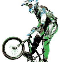Bmx Bike Clipart Actionbicyclebikebmx