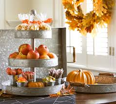 Fall Wedding Food 1 Autumn Dessert Table