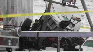 100 Truck Accident Today Hudson Avenue Crash 2 Dead After Multivehicle Crash Near Route 104