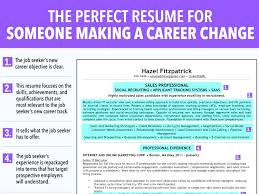 Resume Changing Careers Functional For Teacher