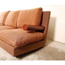 chaise pot b b b b italia baisity 3 seater sofa in leather antonio citterio