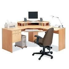 bureau informatique angle bureau d ordinateur idées design superbe bureau informatique angle