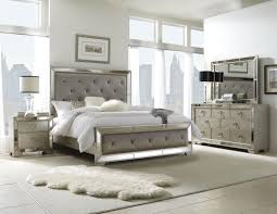 Value City Queen Size Headboards by Ailey Accent Bench In Metallic 395132