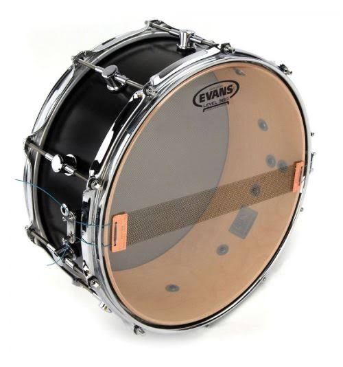Evans Hazy 200 Snare Side Drum Head - 13""