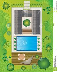 Landscape Plan With House And Pool - Garden Design Stock Vector ... Good Home Garden With Fountain Additional Interior Designing Ideas And Design Best House Tips For Developing Chores Designs Impressive New Garden Ideas Photos New Home Designs Latest Beautiful 08 09 Modern Small Decor Pictures At Simple 160 Interesting 14401200 Peenmediacom Landscape Homesfeed Lawn Backyard Japanese Cool Cubby Plans Better Homes Gardens