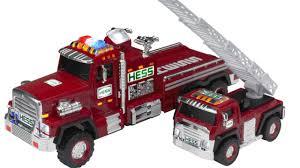 100 Hess Toy Trucks NY Giants Alum Stephen Baker At Truck Kiosk On LI Newsday
