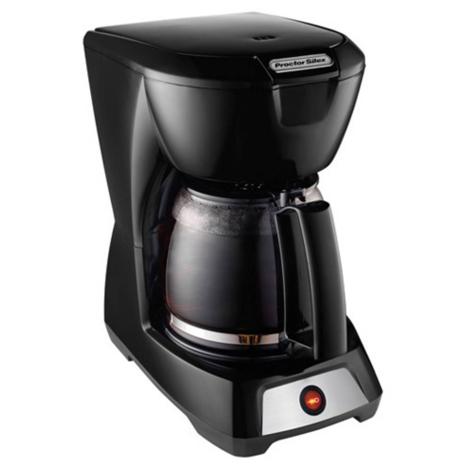Proctor Silex 43602 12-Cup Coffee Maker