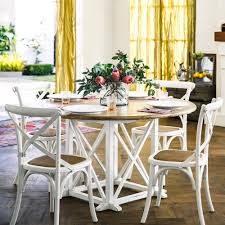 Provincial Oak Round Dining Table 1400mm Distressed White With 4 ... Sonoma Road Round Table With 4 Chairs Treviso 150cm Blake 3pc Dinette Set W By Sunset Trading Co At Rotmans C1854d X Chairs Lifestyle Fniture Fair North Carolina Brera Round Ding Table How To Find The Right Modern For Your Sistus Royaloak Coco Ding With Walnut Contempo Enka Budge Neverwet Hillside Medium Black And Tan Combo Cover C1860p Industrial Sam Levitz Bermex Pedestal Arch Weathered Oak Six