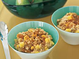 Pumpkin Pie Overnight Oats Rabbit Food by Oatmeal With Pineapple And Golden Raisins Recipe Suki Hertz