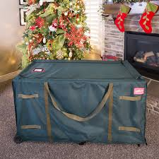 Upright Christmas Tree Storage Bag With Wheels greens keeper extra large christmas tree bag tk 10773 rs 10ft 12ft