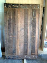 Diy Barn Door Guide : Diy Barn Door To Save On A Budget – All ... Pallet Sliding Barn Doors Shipping Pallets Barn Doors Remodelaholic 35 Diy Rolling Door Hdware Ideas Ana White Cabinet For Tv Projects The Turquoise Home Fabulous Sliding Door Ideas Space Saving And Creative When The Wifes Away Hulk Will Play Do Or Tiny House Designs And Tutorials From Thrifty Decor Chick 20 Tutorials