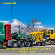 "Texas Truck Accident Lawyer Discusses ""Mega Trucks"" Fort Worth Personal Injury Lawyer Car Accident Attorney In Truck Discusses Fatal Russian And Bus Crash Tx Todd R Durham Law Firm Wrongful Death Cleburne Maclean Law Firm Us Route 67 Tractor Trailer Bothell Wa 8884106938 Https Inrstate 20 Common Causes Of Dallas Semi Accidents How To Stay Safe Bailey Galyen Texas Books Reports Free Legal Guides Anderson Car Accident Attorney County Blog"