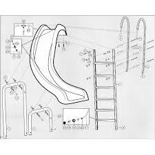 Frontier 3 Slide Parts Complete