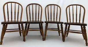 This Set Of Four Wooden Chairs Are Lovely They Solid And Have ... Calabash Wood Rocking Chair No 467srta Dixie Seating Vintage Ercol Style Spindle Back Ding Chairs In Black Fniture Replacement Rockers For Shenandoah Valley Rocking Chair With Two Rows Of Spindles On Back Magnolia Home Shop Windsor Arrow Country Free Shipping Inoutdoor White Set The 3pc Linville Assembled Rockersdirectcom 19th Century 564003 Sellingantiquescouk Antique Birchard Hayes Company Inc Of 4 Rush Seat Lancashire Antiques Atlas