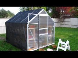 Harbor Freight Storage Shed by How To Improve Your Harbor Freight Greenhouse In This Video You