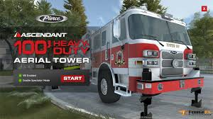 100 Fire Trucks Unlimited Truck Simulator ForgeFX Training Simulations