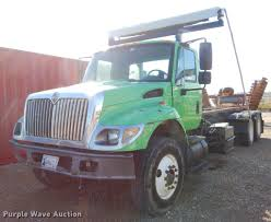 100 Roll Off Dumpster Truck 2006 International 7400 Rolloff Container Truck Item EW95