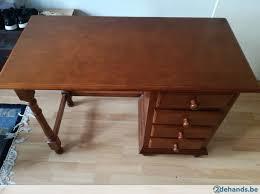 petit bureau en bois petit bureau en bois te koop 2dehands be