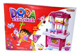 Dora The Explorer Kitchen Set by Buy Dora Large Kitchen Set At Low Price In Lahore Toys42
