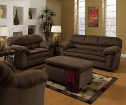 Brown Corduroy Sectional Sofa by Simmons Upholstery 5209 Deluxe Microfiber Corduroy Sofa Loveseat