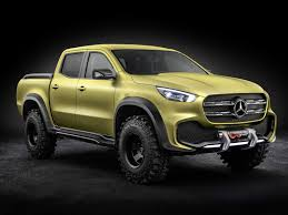 Mercedes-Benz Just Announced A Gorgeous New Pickup Truck — The X ...