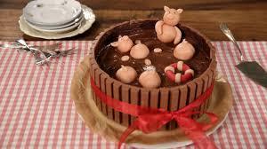die schweinchen im matschkübel torte leckere schweinerei einfach lecker chefkoch