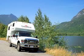 Camper Rentals In BC Canada