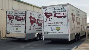 Wesley Chapel Movers - Paul Hauls Moving And Storage