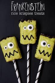 Pinterest Rice Krispie Halloween Treats by 42 Best Halloween Diy Inspiration Images On Pinterest
