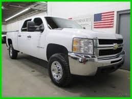 2009 Diesel Chevrolet Silverado Pickup In Illinois For Sale ▷ Used ...