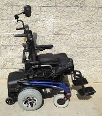 Pronto R2 Power Chair by Used Power Mobility Wheelchairs