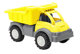 100 Large Dump Trucks American Plastic Toys 2 Pk Giant Vehicles