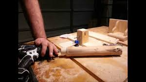 easy round tenons with table saw and router youtube