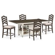 Value City Furniture Kitchen Sets by Shop 5 Piece Dining Room Sets Value City Furniture And Mattresses