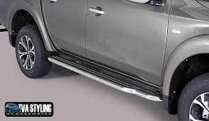 Fiat Fullback Side Steps | INOX Bar | TVA Styling Ford F150 Series Add Lite Side Steps For Super Crew 4 Dr For Trucks Alinum Duty Adjustable Step Bed Ram Hd Mopar Do It Yourself Truck Trend Honeybadger Sense Pinterest Toyota Tundra 52017 Crew Side Steps Battle Armor Designs Chrome Bars Running Boards Calgary Amp Research Bedstep2 Retractable 42017 Dodge Luverne 3 Baja Round Nfab With Free Shipping Sears Go Rhino 415 Quality Powerstep