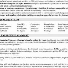 Medical Assembly Job Description For Resume Ideal Executive Assistant Samples Free And Manufacturing Engineer